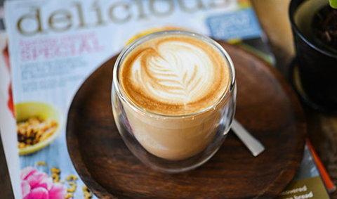 5 ร้านกาแฟสุดน่ารักและอร่อยในกลางกรุง