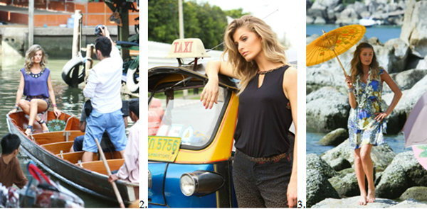 ททท.บุกตลาดละตินอเมริกา ดึงแบรนด์เสื้อชื่อดังในบราซิลถ่ายแฟชั่นในไทย