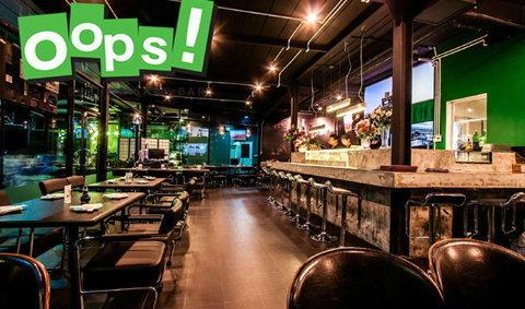 พบกับร้านซูชิสไตล์ฟิวชั่นร้านใหม่ที่ชื่อว่า Oops!!..Sushi&Sake Bar