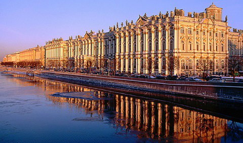 พระราชวังของสะสมแห่งรัสเซีย สวยติดอันดับโลก