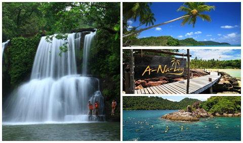 มหัศจรรย์หมู่เกาะสุดทางบูรพา ปี 2556