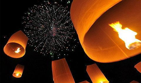 เทศกาลลอยกระทง ปี 2557 รวมสถานที่จัดงานน่าไป!