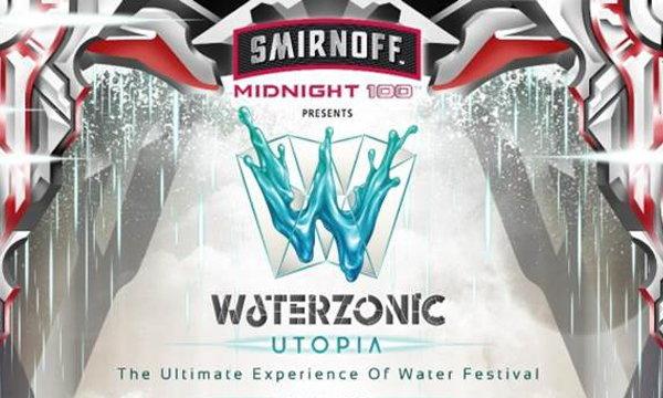 """เตรียมไปมันส์กับงาน """"Smirnoff Midnight 100 Presents WATERZONIC"""""""
