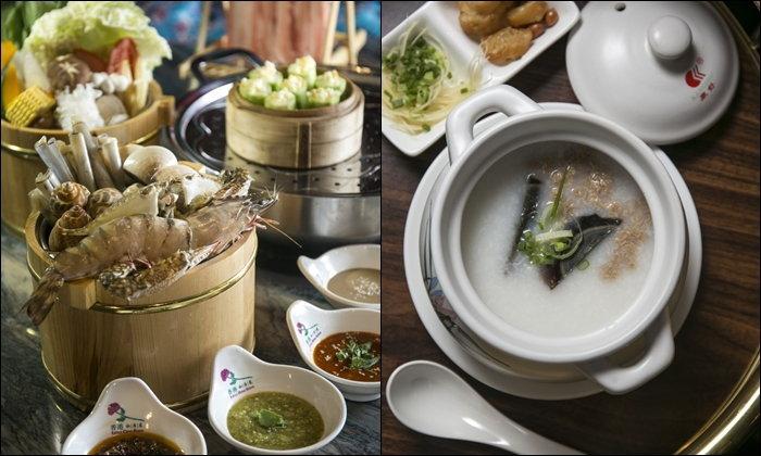 Little Hong Kong ชาบูสตีม! เจ้าแรกของเมืองไทย ที่อร่อยได้ทั้งต้มและนึ่ง