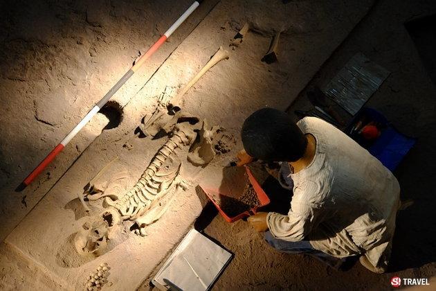 เที่ยว 'พิพิธภัณฑสถาน บ้านเชียง' มรดกโลกทรงคุณค่า จ.อุดรธานี