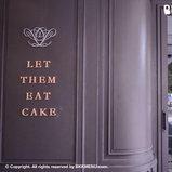 เล็ท เธ็ม อีท เค้ก (Let Them Eat Cake)
