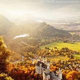 12. นอยชไวน์สไตน์  ฟุซเซ่น ประเทศเยอรมัน