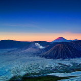 14. โบรโม่ ประเทศอินโดนีเซีย