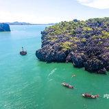 ปราสามหินพันยอด เกาะเขาใหญ่