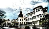 สถาปัตยกรรมประยุกต์ยุโรปผสมไทย