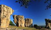 """มหัศจรรย์ """"มอหินขาว"""" สโตนเฮนจ์เมืองไทย"""
