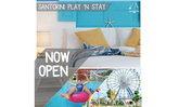 Now Open โรงเเรม Santorini Park 'Stay' เปิดแล้วค่ะ