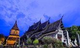 """ยลเสน่ห์ """" 8 วัด สไตล์ล้านนา """" ความงดงามของสถาปัตยกรรมดั้งเดิม"""