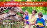 6 สวนสัตว์ระดับโลก ที่น่าลองไปสักครั้ง
