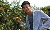 """Fin In Sukhothai """"โทนี่"""" พาชมสวนส้ม แหล่งการผลิตน้ำผลไม้มาลี!"""