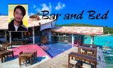""" Bar and Bed "" รีสอร์ทสุดคูล พร้อมปาร์ตี้ริมสระของ กวาง AB Normal"