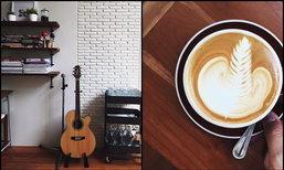 Ekkamai Macchiato ร้านกาแฟสวยๆ..กับรสชาติละมุนลิ้น