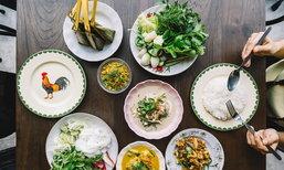 พาครอบครัวมาลิ้มรสชาติอาหารไทยแท้กันที่ Bangkok Bold Kitchen ร้านอาหารไทยเปิดใหม่ย่านธนบุรี