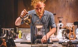 Red Diamond Cafe คาเฟเปิดใหม่สุดฮิปร้านเดียวในประเทศที่มีเสิร์ฟกาแฟจากเครื่องสตีมพั๊งค์!