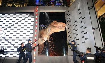 'Dinosaur Planet'  อาณาจักรไดโนเสาร์สุดยิ่งใหญ่ใจกลางกรุงเทพ