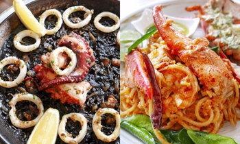 'Thyme' ร้านอาหารสเปนแท้ๆ ที่เก่งนัก..เรื่องซีฟู้ด