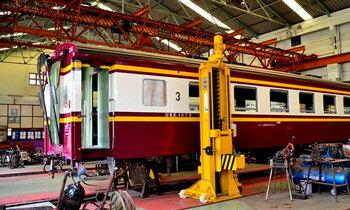 ปรับปรุงแล้ว รถไฟไทยโดยสารชั้น 3 พร้อมต้อนรับสงกรานต์
