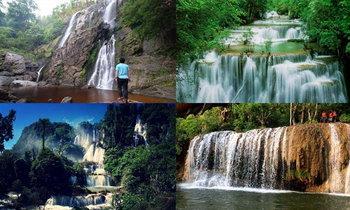10 น้ำตกสวยสุดอลังการในไทยไปเที่ยวได้ท้าลมฝน ไม่ไปถือว่าพลาด!!
