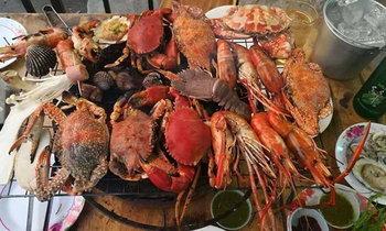 8 ร้านบุฟเฟ่ต์ซีฟู้ดสุดฟิน กินอาหารทะเลแบบจุใจ ในราคาไม่เกิน 500 บาท !!