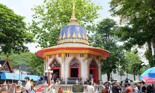ศาลสมเด็จพระเจ้าตากสินมหาราช จ.จันทบุรี
