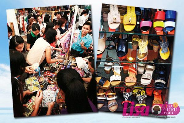 สะดุดตา 10 ตลาดน่าเดินในกรุงเทพฯ