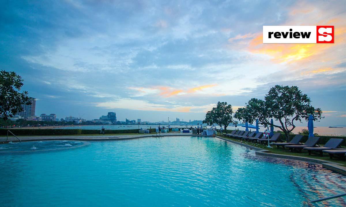 Dusit Thani Pattaya รีสอร์ทสุดหรูของเมืองไทย ในโลเคชันที่สวยที่สุดของหาดพัทยา!