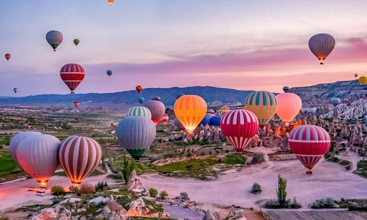 ตุรกี ผ่อนปรนให้ชาวไทยเดินทางเข้าสู่ประเทศ พร้อมกับอีก 15 ประเทศ ทั่วโลก