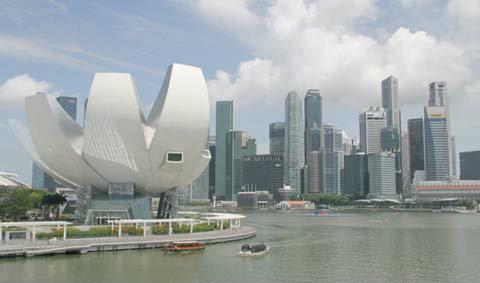 สุดยอดสถานที่ท่องเที่ยวน่าไปในสิงคโปร์