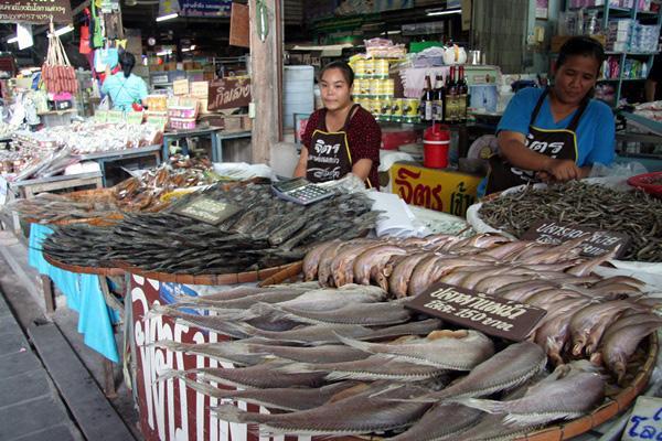 รวมพลความอร่อย....ตลาดสามชุก จ.สุพรรณบุรี