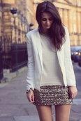 แฟชั่นเสื้อขาว