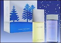 ฉลองคริสต์มาสสีขาวหิมะในป่าใหญ่กับน้ำหอมอิซเซ่ มิยาเกะ