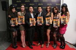 นิตยสาร GRAZIA เปิดปาร์ตี้หรูฉลองครบรอบ 1 ปี