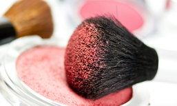 How to make rose blush บลัชออนสีชมพูหรูหราจากกลีบกุหลาบ