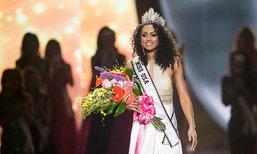 """""""คาร่า แมคคัลโลว์"""" นักวิทยาศาสตร์การแพทย์ คว้าตำแหน่ง Miss USA 2017"""