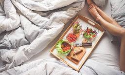 อาหารเช้าปลุกพลังสมองและร่างกายให้ตื่นตัว ดีแบบนี้... ลองเลย