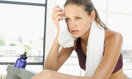 ยิ่งออกกำลังกาย ยิ่งไร้ประโยชน์ เช็คได้ด้วยสัญญาณเหล่านี้ !