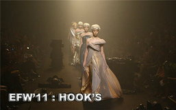 ELLE Fashion Week 2011 : HOOK'S
