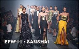 ELLE Fashion Week 2011 : SANSHAI