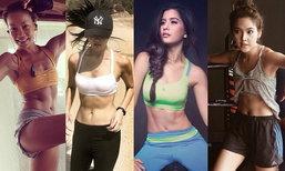 10 อันดับ ผู้หญิงหุ่นสวย หัวใจนักกีฬา