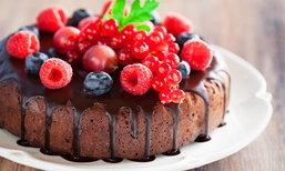 สาวๆ มีเฮ ลดน้ำหนักได้ด้วยเค้กช็อกโกแล็ต