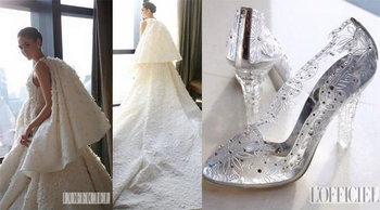 ชุดแต่งงานชมพู่ อารยา
