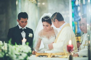 ชุดแต่งงาน กระแต ศุภักษร
