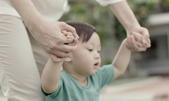 สองมือแม่นี้...รักลูกและรักษ์โลก