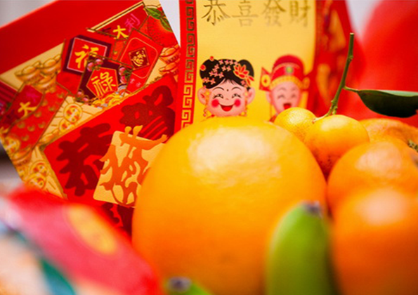 ทำไมต้องให้ส้มในวันตรุษจีน?