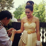 งานแต่งกระแต ศุภษร